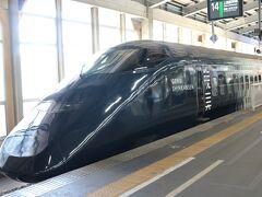現美新幹線に燕三条まで乗車