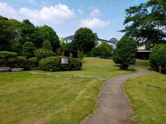 駅前の日清製粉にミュージアムがあるらしいので覗いてみることに。 まだ新しいようでとても綺麗で庭園も素敵。