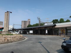 富田林駅に到着する頃には 青空も見え始めました。