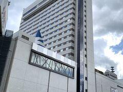 そして今日のホテルは。。 バーン!!こちらのメトロポリタンです♪