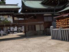とことこ歩いて大阪天満宮へ