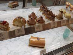 2階のアイマリーナでケーキを購入。 営業時間11:00~18:00