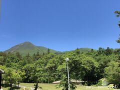 磐梯山(福島県猪苗代町)