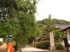 西国三十三カ所霊場の第八番札所としても知られる長谷寺に20分位歩き到着。