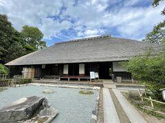 少し戻り、瀬戸屋敷を見学です。