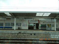 浪江駅 原発はこの辺りだったっけ? 皆さんに平穏な日々が訪れます様に。