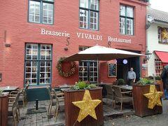 ワインガールト通りのレストラン・ヴィヴァルディへ