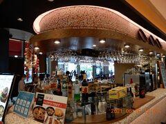 仙台に住む息子と合流して、早速昼食です。  スペイン料理屋さんの BIKINI TAPA+ エスパル仙台店です。