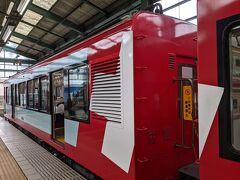 箱根登山鉄道ですが。。なぜかスイス風??