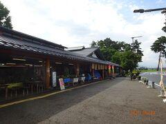 道の駅・安曇野松川に寄ってみました
