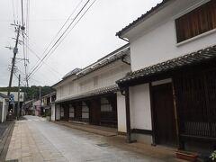 江戸時代中期から明治の初めにかけて、8代にわたり鯨組主として巨万の富を築いた中尾家の屋敷として建てられた。