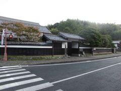 小泉八雲記念館。住んでいた家の隣にあります。
