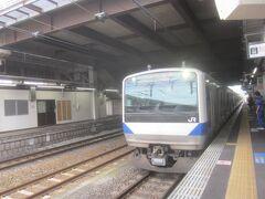 https://4travel.jp/travelogue/11699027  土浦駅12:30発の電車がようやく来たのが13時過ぎ 35分の遅れでようやく出発  土浦以北の電車は概ね30分毎なので、ほぼ1本分の遅れとなってしまいました 原因は品川での信号機故障だそう