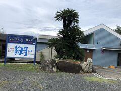 ここも再訪の宿、翔さん レストランがあるので、朝、昼、夜と3食ここでいただけます。