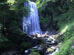 小野川不動滝