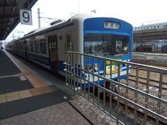 伊豆箱根鉄道駿豆戦に乗ります。