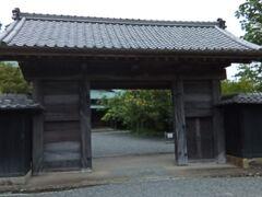 江川邸につきました。ここは代官屋敷だったところだそうです。入館料は650円です。韮山反射炉とセットで800円の券もあります。