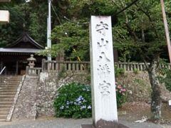 近くには守山八幡宮はあります。