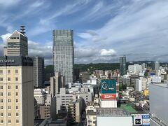 最終日!!おはようございます!!  予報通りで仙台の朝は青空の晴天です\(^o^)/