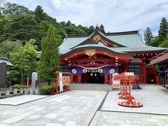 こちらの神社は仙台のパワースポットになっているみたい☆