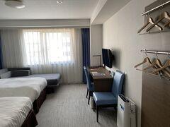 桑名駅前の桑名グリーンホテルに前泊しました