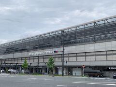 渋滞もなく、定刻通りに到着!6月になってやっと来れた京都! 今年初めての京都にテンションアガル~(≧∀≦)