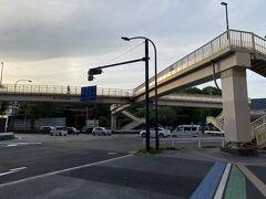 平塚八幡宮付近
