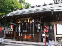 伊香保神社。