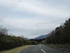 三島スカイウォークの横を通って、芦ノ湖スカイラインをドライブ。