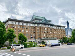 なんじゃ ? こりゃー ?  愛知県庁本庁舎でした  立派やなー !  知事さんに似合わず !  とか言わないようにね