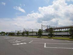 ★11:40 最初に向かったのは県境を越えた先の、福島県の白河市。