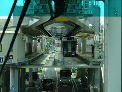 富士見町駅。 大船駅からここまでは棒線で、1編成しか入れない構造なので、この駅で必ずすれ違いがある。