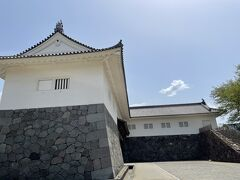 次は我が家定番のお城。 山形城跡・霞城公園に行きました。