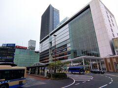 今回は妻に連れられ、JR横浜駅西口に。