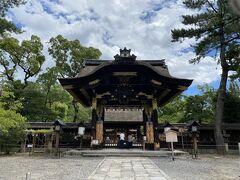 三十三間堂からすぐ近くの豊国神社へ。
