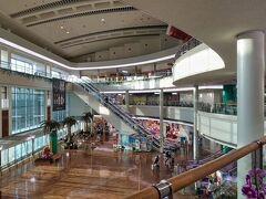 那覇空港に到着。 いよいよ旅も終わりです。