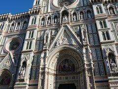 フィレンツェの大聖堂 サンタ・マリア・デル・フィオーレ (Santa Maria del Fiore)