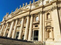 『サン・ピエトロ大聖堂』