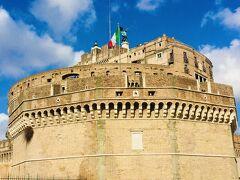 帰りに通りがかった『サンタンジェロ城』