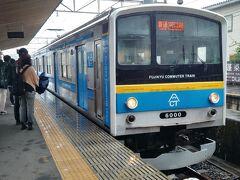 10:03 富士山駅発に乗ります