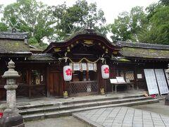 平野神社(本殿)