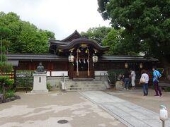 晴明神社(本殿)