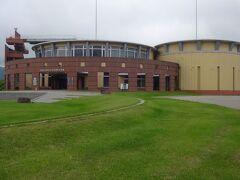 ベジタボールウィズというプラネタリウムがある建物にやってきます。  南牧村の施設です。