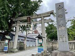 続いて、目的地の今戸神社へ。 待乳山聖天から歩いて5分ほどで到着。