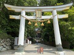 駅から15分ほどで神社に到着。