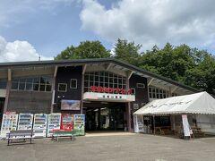 宝登山神社の次はロープウェイに乗って宝登山を登ります。