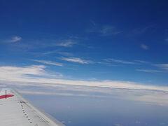 石垣島から那覇空港へ…。石垣島も楽しかったけど、沖縄も楽しみだー!!