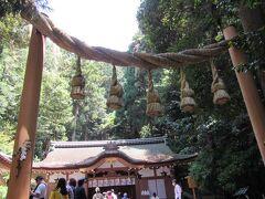 三輪山を御神体とする大神神社
