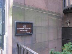 マンハッタンで歴史を感じられる貴重なスポット。