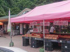 ここ本当に美味しい桃が安く売られています!
